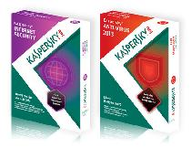 Kaspersky Anti Virus- 1 year