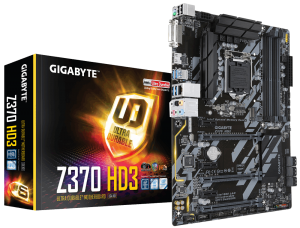Main Gigabyte Z370 HD3