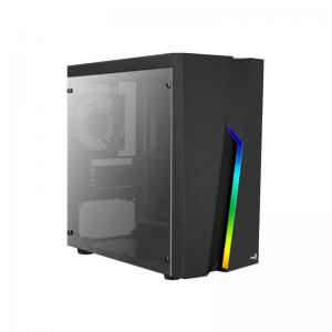 Vỏ case Aerocool Bolt Mini ACRILIC-LED RGB